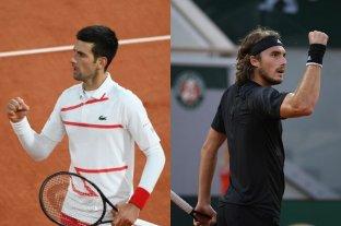 Djokovic-Tsitsipas, la otra semifinal de Roland Garros