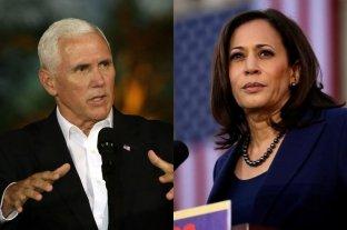 Mike Pence llamó a su sucesora, Kamala Harris, y le ofreció asistencia en la transición