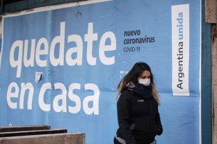 Argentina pasó a ser el 7° país con más casos de coronavirus en el mundo - Imagen ilustrativa. -