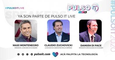 """""""Pulso IT Live"""", la exposición de tecnología más importante de Argentina"""