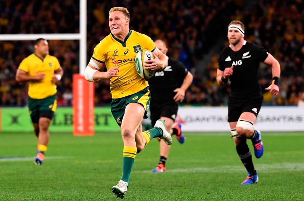 Australia y Nueva Zelanda jugarán el primer partido del torneo, que a su vez será el tercer compromiso de la Bledisloe Cup 2020, que se pondrá en marcha el sábado venidero en Wellington. Crédito: Archivo