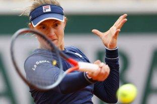 Nadia Podoroska cayó en semifinales contra Swiatek y cerró un Roland Garros histórico