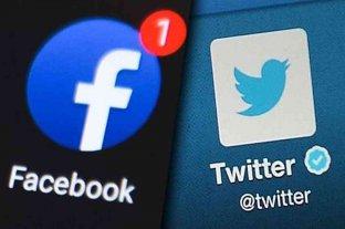 Facebook y Twitter desmantelaron redes de desinformación