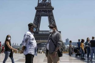 Francia superó el millón de contagios de coronavirus