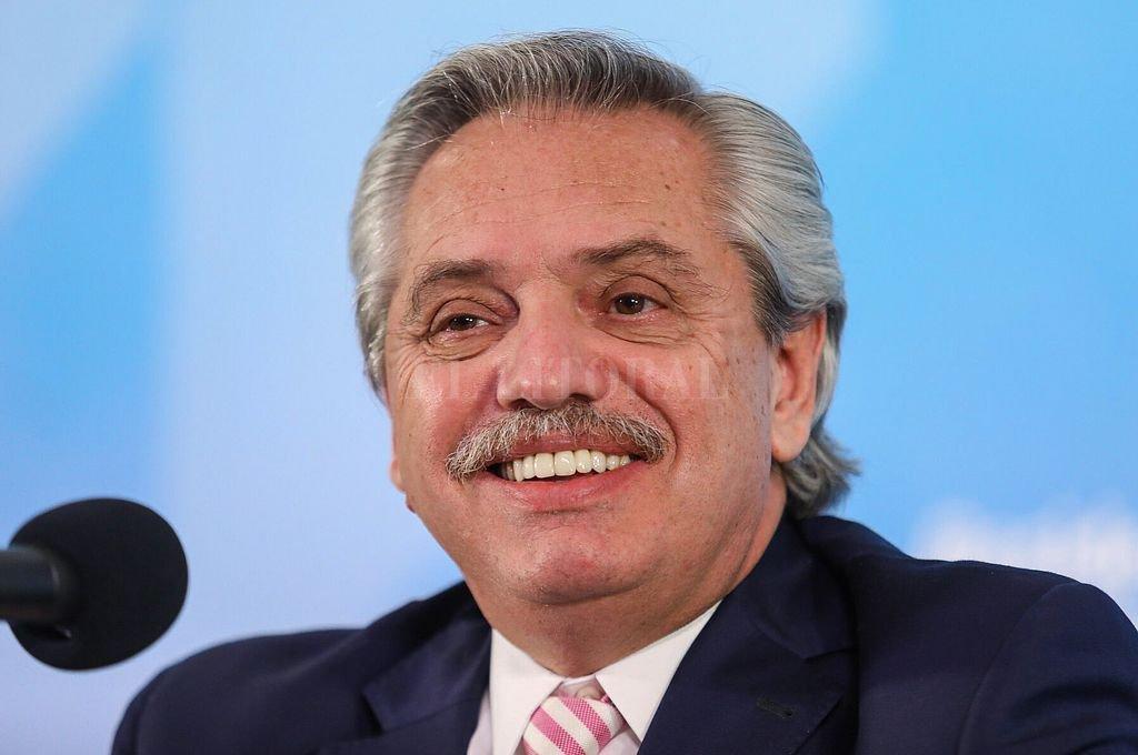 Alberto Fernández. Crédito: Telam