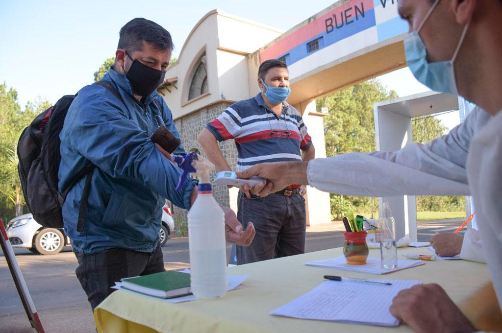 Seis nuevos casos de coronavirus reportados. Uno en Iguazú