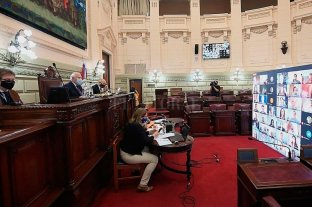 Docentes reemplazantes: unánime rechazo de Diputados al veto de Perotti