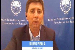 """Pirola: """"Un día histórico, al que llegamos juntos y eso es todo un símbolo"""""""