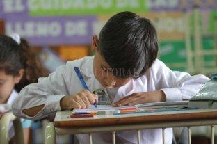Clases en Santa Fe: vuelven gradualmente en escuelas rurales del centro - norte