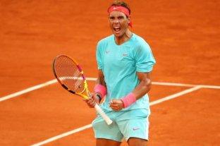 Nadal confirmó que jugará el Masters de Londres