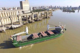 Desde el Puerto Santa Fe se exportaron 30.000 toneladas en sólo 4 meses