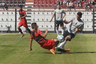 Patronato y Atlético Rafaela empataron en amistoso preparatorio
