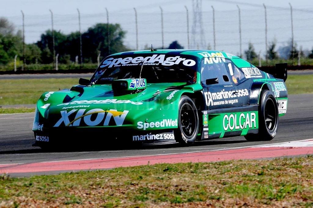 Agustín Canapino. Crédito: Prensa ACTC