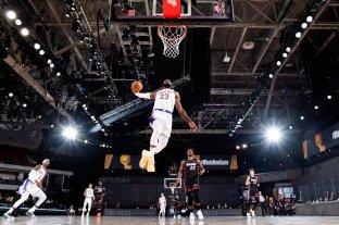 Video: Lo mejor de LeBron James en la final, 28 puntos y premio al jugador más valioso -  -