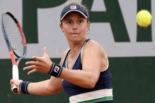 Podoroska debuta en el torneo austríaco de Linz