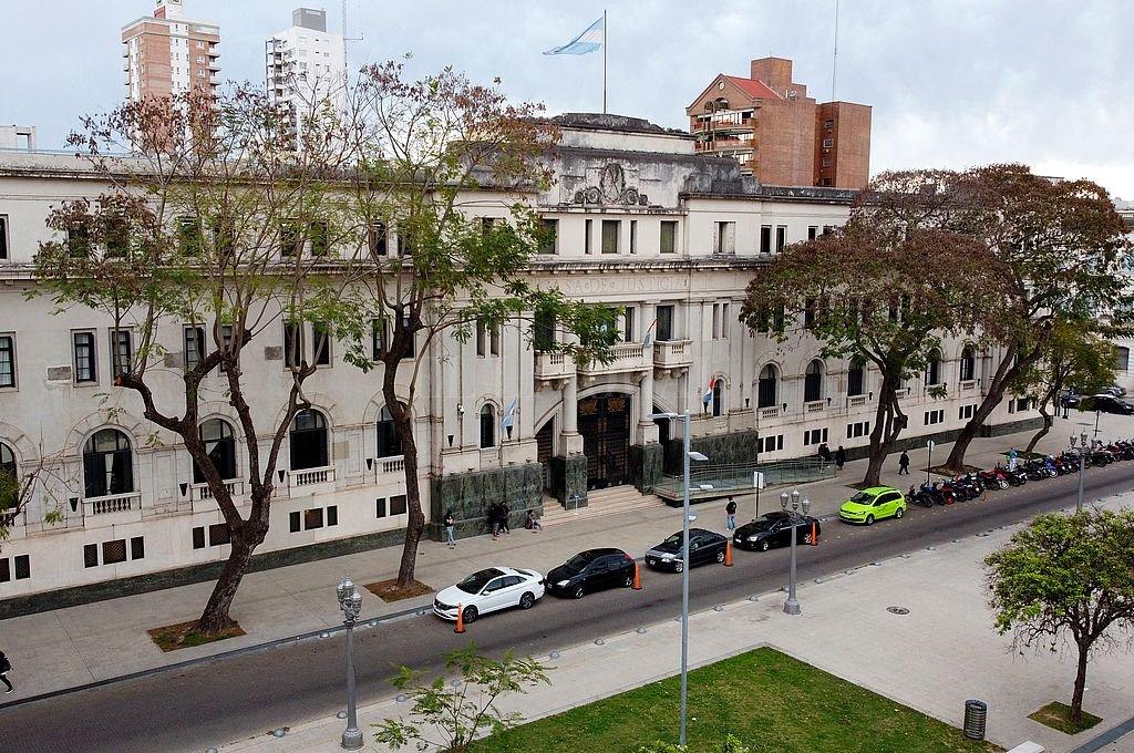 Tribunales de la ciudad de Santa Fe.  Crédito: Fernando Nicola