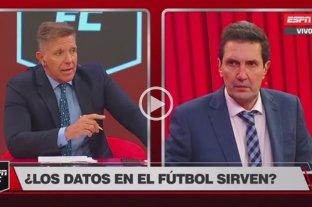 Video: el cruce entre Fantino y Miguel Simón al aire sobre sus roles como periodistas