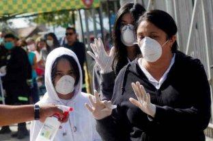 Covid-19: Chile confirmó 1.729 nuevos contagios y 39 fallecidos en 24 horas