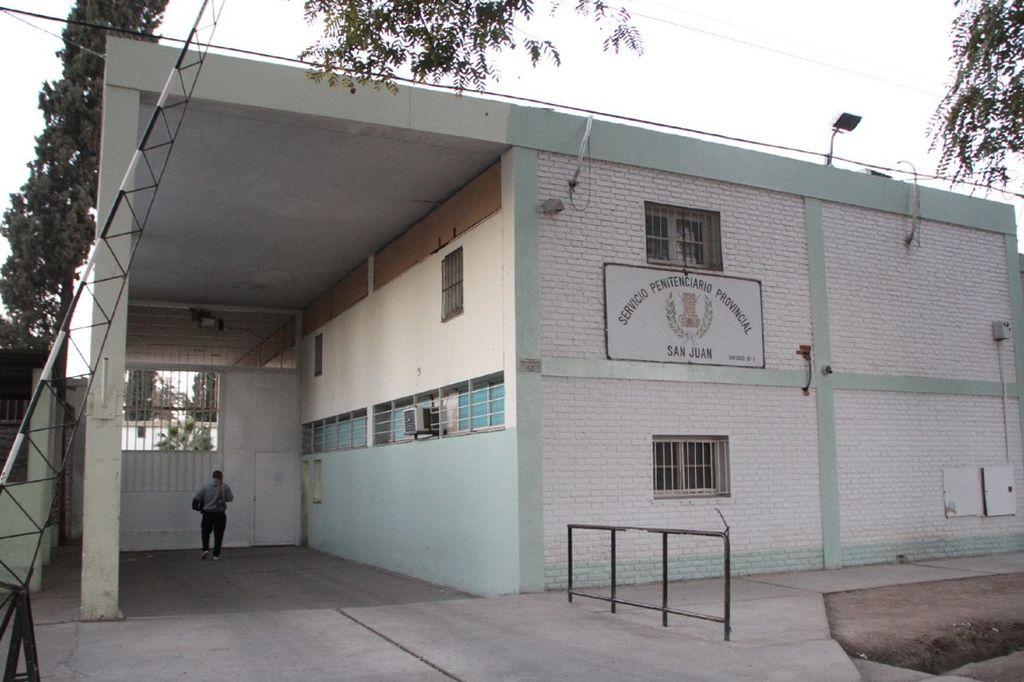 Penal de Chimbas, en San Juan Crédito: Archivo