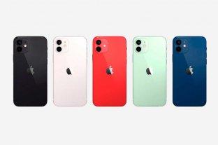 Apple presentó el iPhone 12: conocé todas sus características