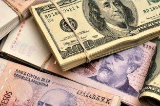 """El dólar """"blue"""" vuelve a bajar y se vende a $ 155"""