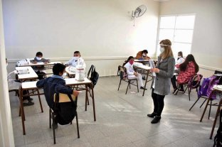 """Vuelta a clases: gremios conocieron  el """"plan experimental"""" del gobierno"""