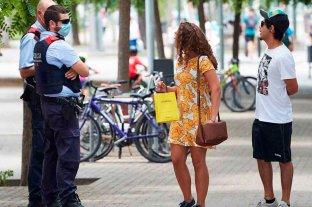 El Gobierno español decretó el estado de alarma en todo el país hasta el 9 de mayo