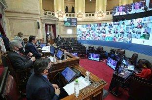 Oficialismo y oposición acordaron sesionar con temas consensuados