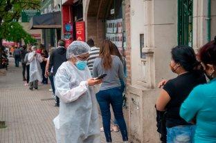 Córdoba sumó 1.265 contagiados diarios por coronavirus