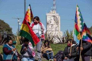 El gobierno autorizó la circulación de ciudadanos bolivianos afectados por las elecciones