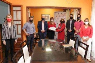 El Concejo adhirió a la celebración del 25° aniversario del Centro de Mediación de Defensoría del Pueblo