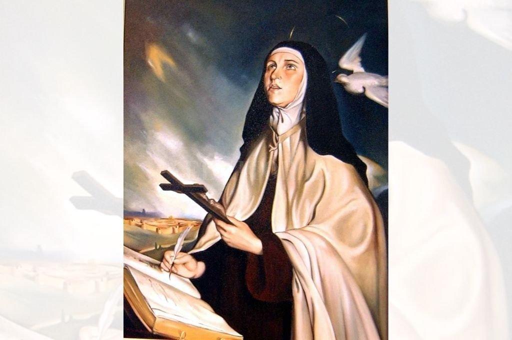 Hace cincuenta años, Pablo VI proclamó a Santa Teresa de Jesús Doctora de la Iglesia.  Crédito: Archivo El Litoral