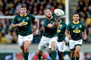 Sudáfrica no disputará el Rugby Championship