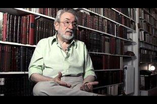 Murió el poeta, historiador y ensayista Horacio Salas - Su obra se caracterizó por la indagación como recuento de vida que discurre sobre lo efímero, dando paso a interrogantes sobre lo perdurable y lo transitorio. -
