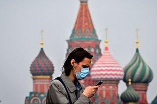 Rusia reforzó sus medidas de restricción por el avance del coronavirus