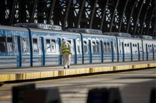 Se reanuda el servicio de transporte automotor y ferroviario interurbano de pasajeros