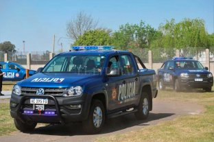 Perotti ingresó los tres proyectos de Ley para reformar el sistema Policial: los detalles