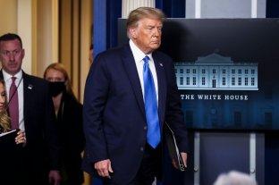 Trump insiste en que hubo fraude en las elecciones y arengó a sus seguidores a revertir el resultado