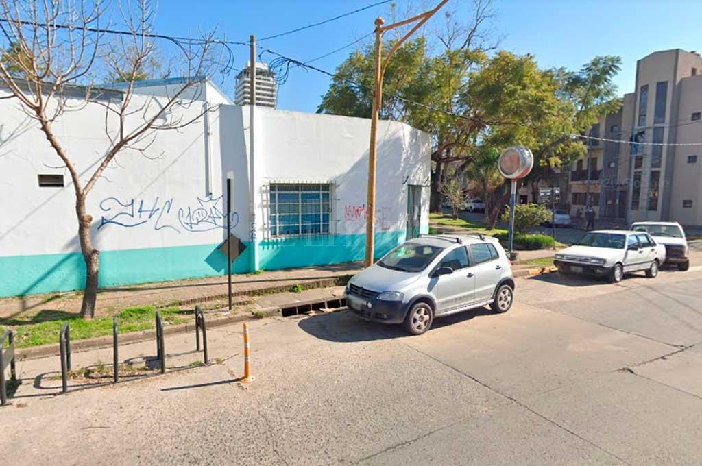 La convocatoria es para este sábado de 9.30 a 12 en la vecinal de Marcial Candioti y Callejón Caseros. Crédito: Captura de Pantalla - Google Street View