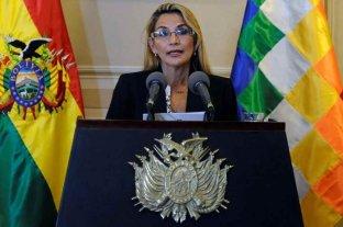 El Congreso de Bolivia inició el debate para enjuiciar a la presidenta interina Jeanine Añez