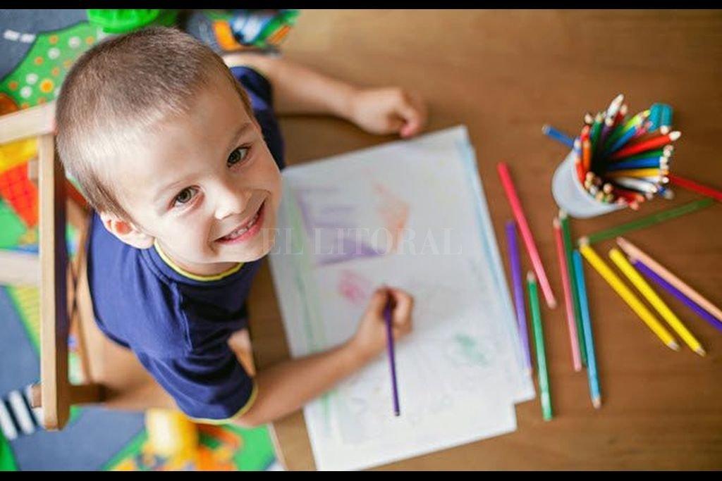 PINTÓ PINTAR. Si a los más pequeños del hogar les gusta dibujar y pintar, no dudes en anotarlos para que puedan participar. Es una opción distinta en estos tiempos que les hará muy bien. Crédito: Gentileza organizadores