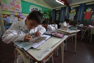 La semana que viene, alumnos de 56 escuelas rurales vuelven a las aulas