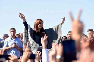 """Cristina Kirchner: """"Que la lealtad a las convicciones, al pueblo y a la Patria sigan inalterables"""""""