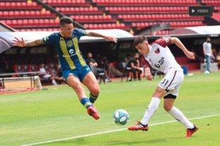 Colón goleó a Rosario Central 4-1: mirá los goles