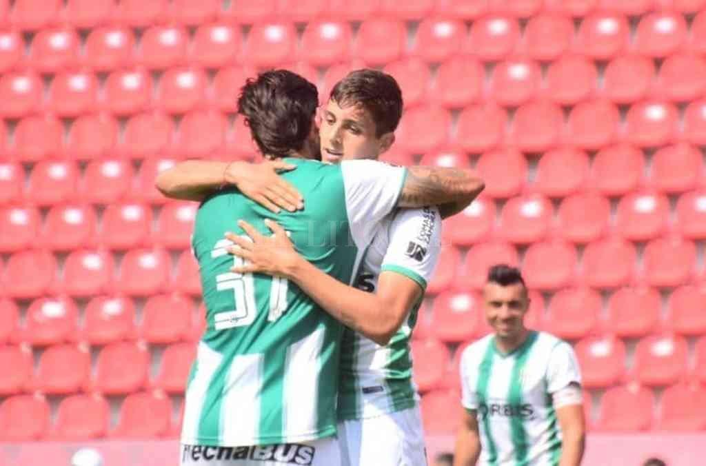 En los dos partidos jugados, festejó Banfield en el Libertadores de América. Crédito: Gentileza