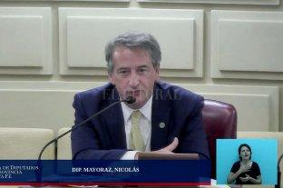 """Nicolás Mayoraz: """"El cuestionamiento al proyecto de ESI es ideológico, no religioso"""""""