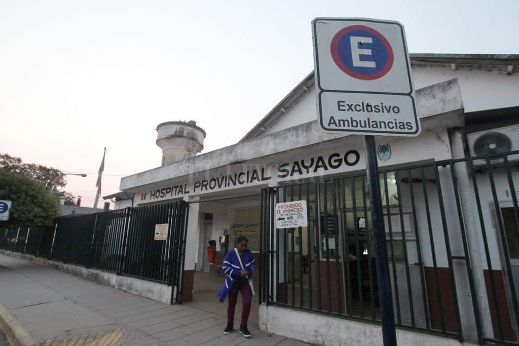 Fiscalía y defensa acordaron que el lugar de alojamiento sea el hospital Sayago (foto), hasta tanto la Junta se expida sobre su patología y peligrosidad. Crédito: Pablo Aguirre