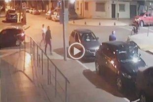 Video: Asesinaron a un joven policia en Buenos Aires -
