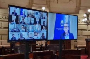 El Senado solicita a la Corte que el concurso de Vicentin vaya a tribunales de Rosario  - El senador Armando Traferri (PJ-San Lorenzo) entiende que cabe una interpretación de la Corte en favor del juzgado donde existe un mayor desarrollo económico de la firma. -
