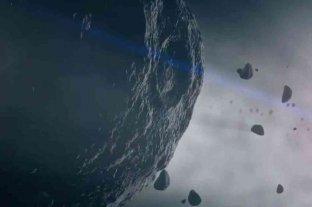 La NASA se prepara para tomar muestras del asteroide que pueden revelar datos sobre el sistema solar